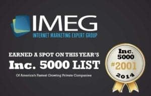 Sevierville marketing earns spot on Inc. 5000 List 2014