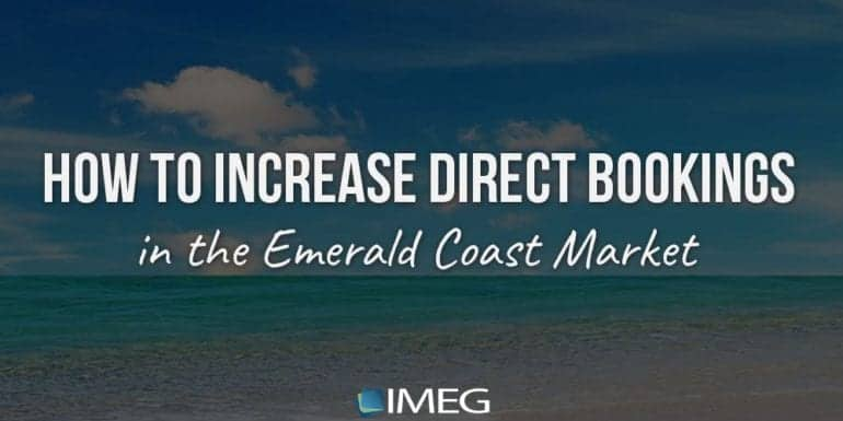 Increase Direct Bookings Emerald Coast